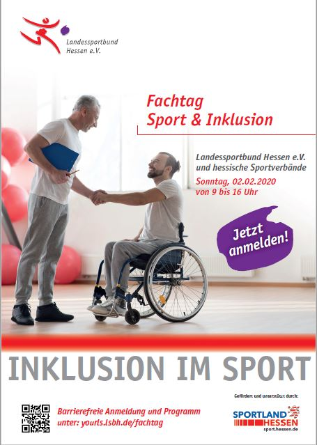 Fachtag Sport & Inklusion
